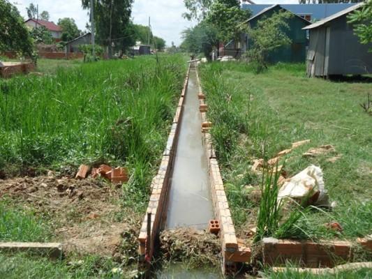 Phase 1 - waterways