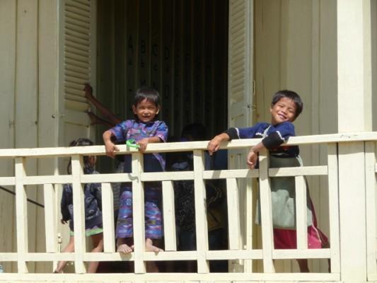 Pre-school Anlong Khong