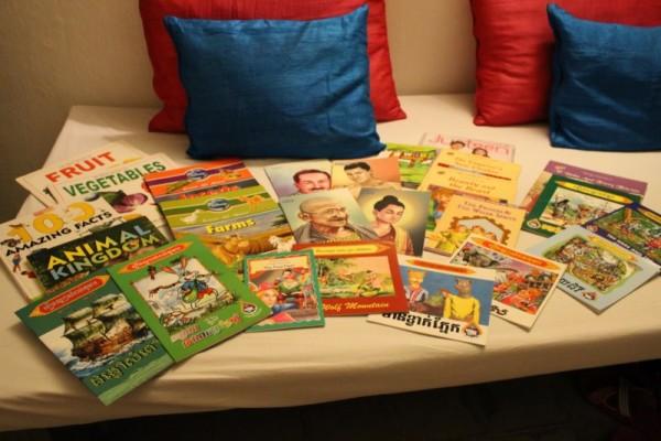Starter kit library books