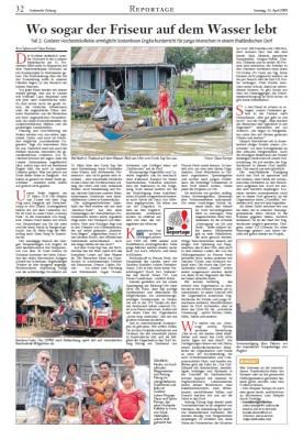 Article Goslarsche Zeitung 2009