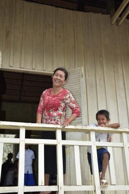 Teacher Anlong Khong Pre-school