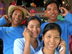 Team AHC Cambodia
