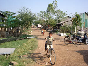 AnlongKhong Village